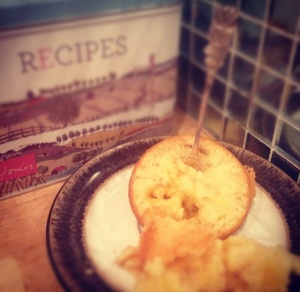 Lemon Sponge Pudding. Jack Monroe, April 2013.