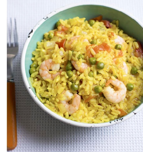Sort-of-Paella, from A Girl Called Jack, photographed by Susan Bell.